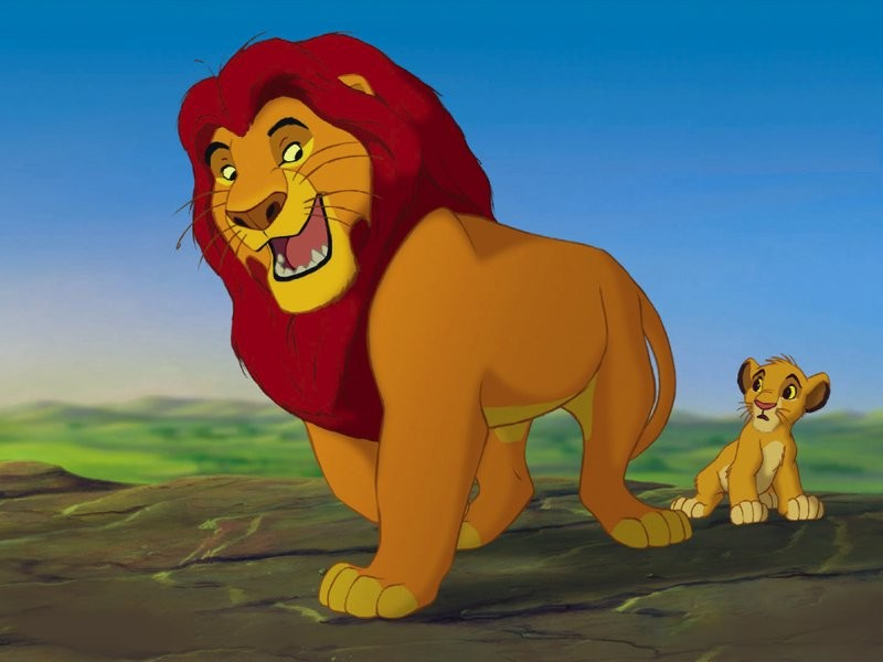 VOD Le Roi Lion - dvdloo | dvdloo
